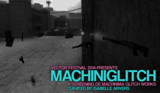 Machiniglitch curated by Isabelle Arvers